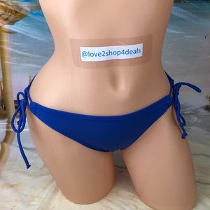 ! Victoria's Secret bow string bikini bottom